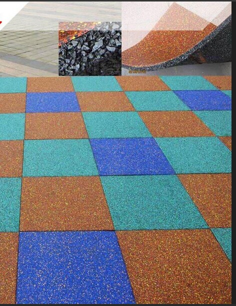 epdm 橡胶地砖 epdm儿童游乐场地垫